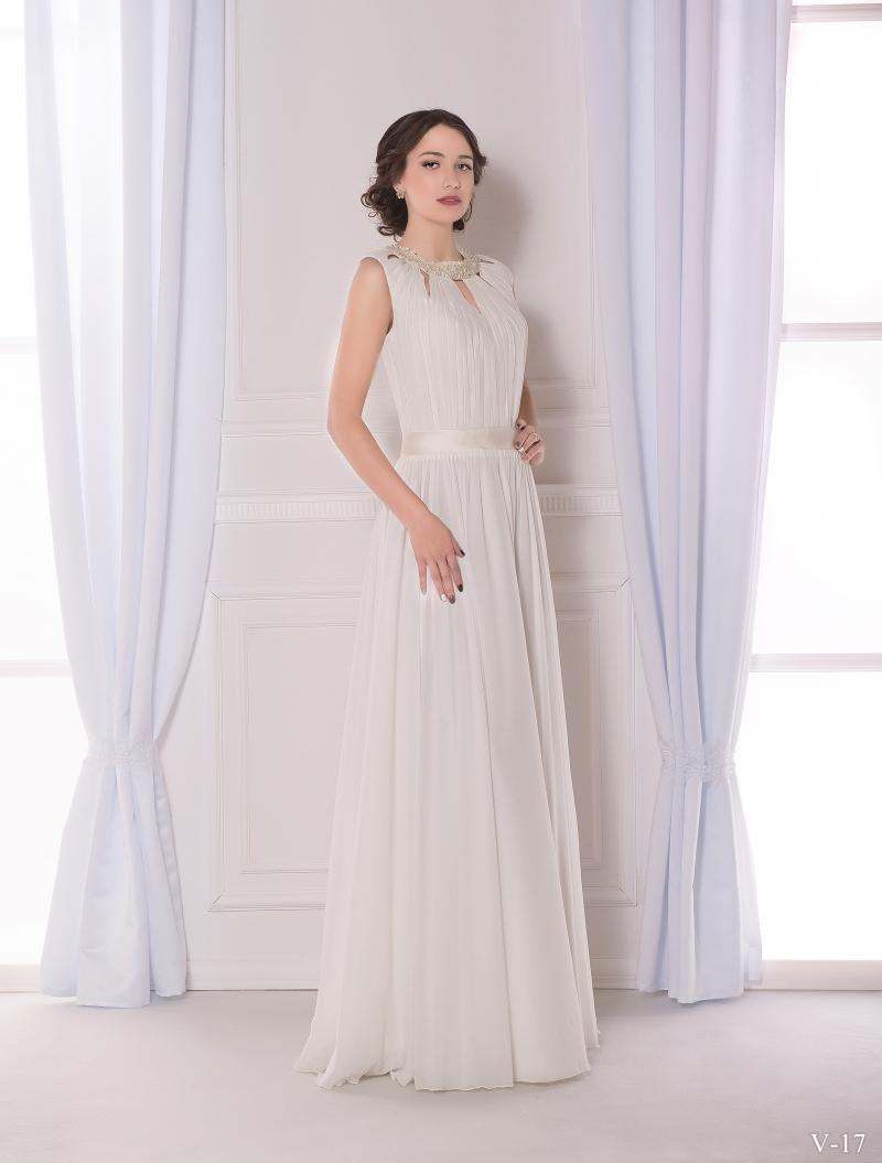 Abendkleid Ema Bride V-17