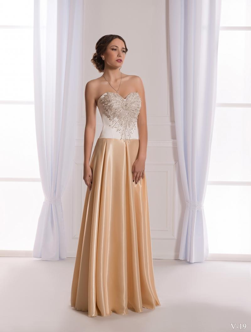 Abendkleid Ema Bride V-19