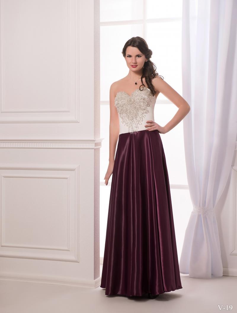 Вечернее платье Ema Bride V-19