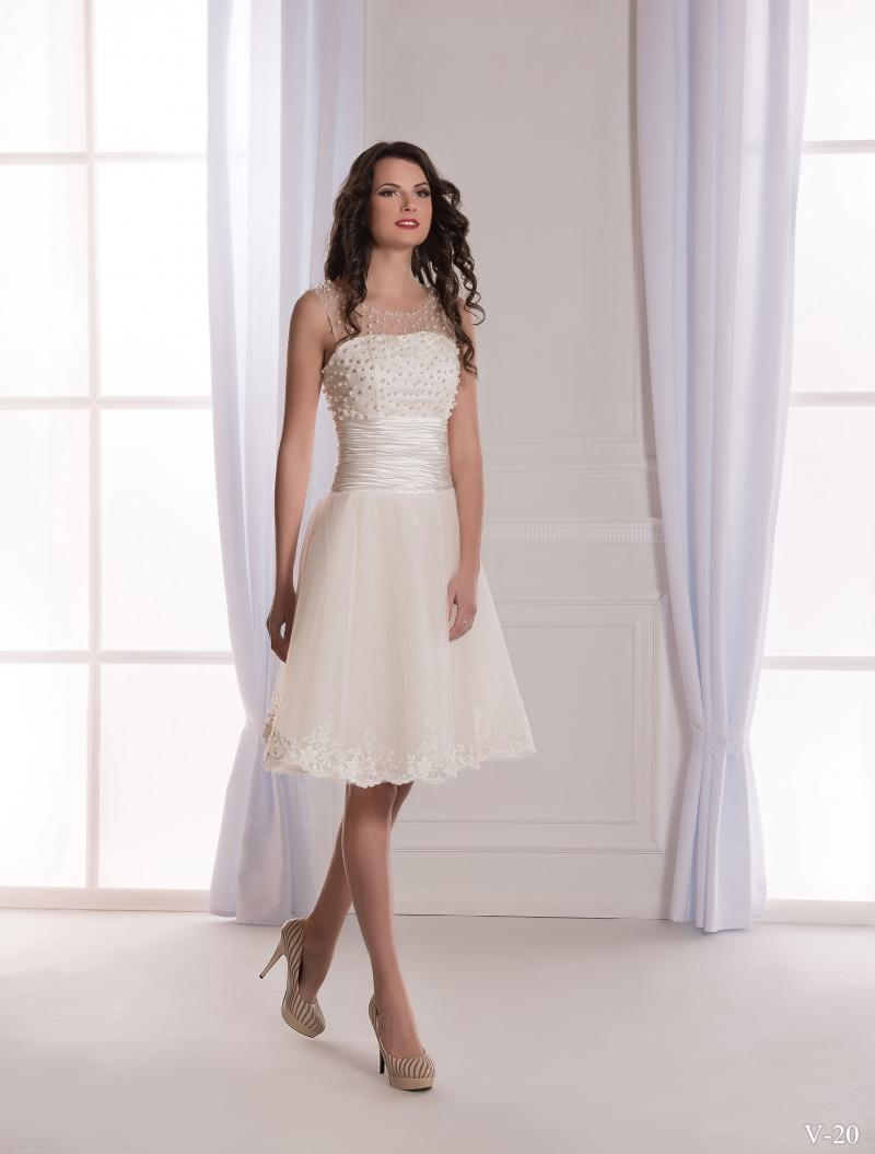 Abendkleid Ema Bride V-20