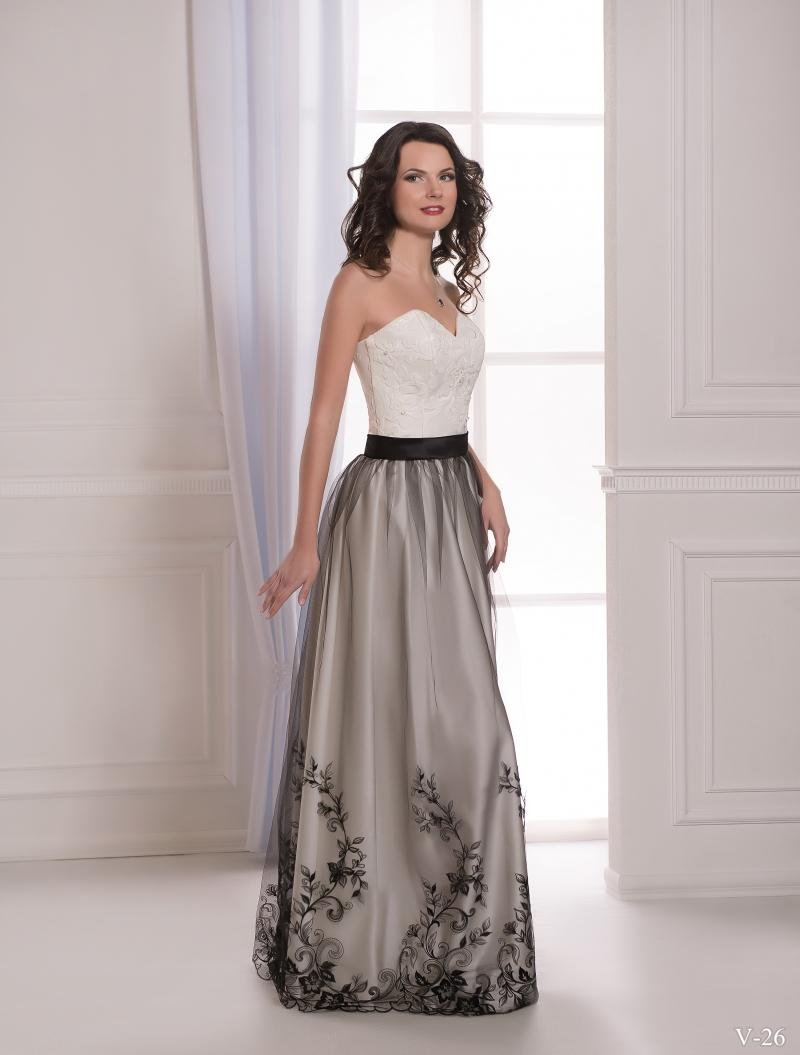 Abendkleid Ema Bride V-26