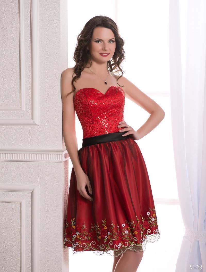 Вечернее платье Ema Bride V-28