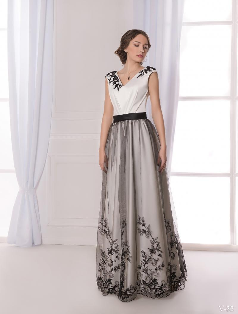Evening Dress Ema Bride V-32