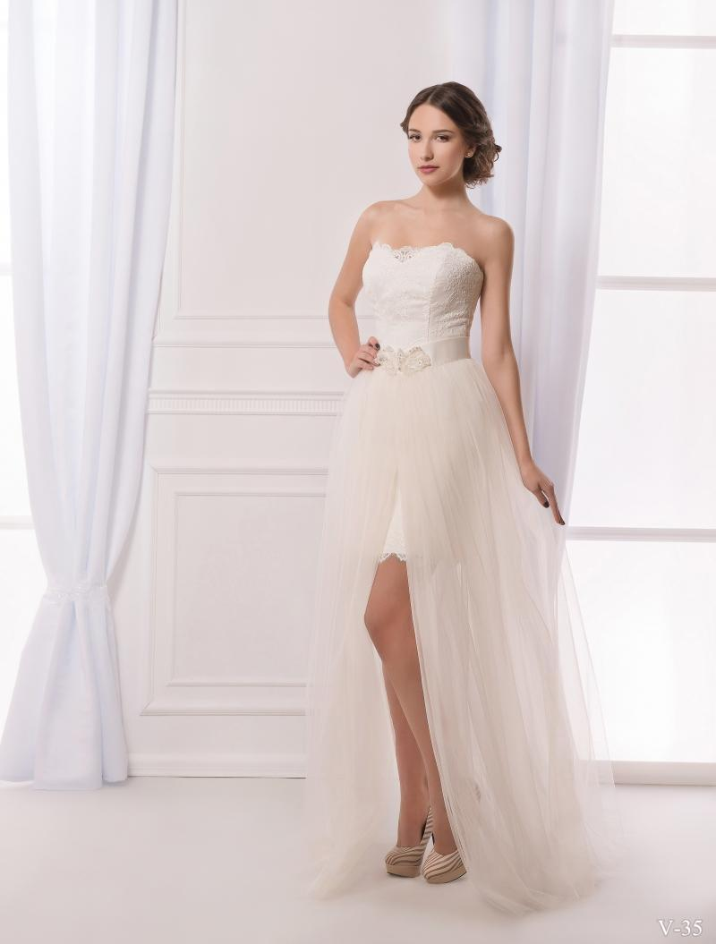 Abendkleid Ema Bride V-35