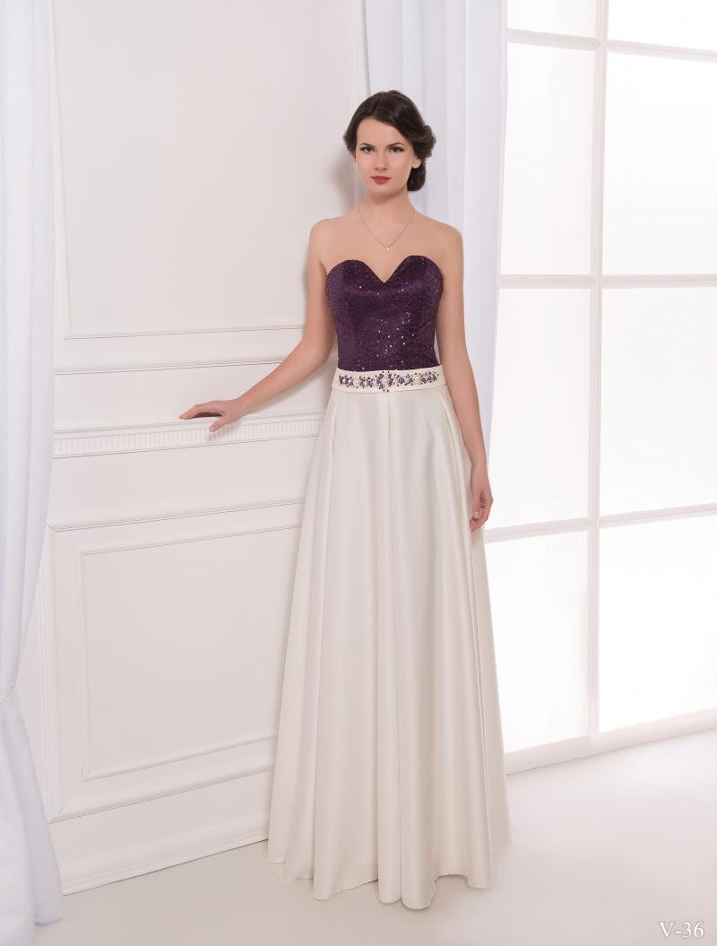 Evening Dress Ema Bride V-36