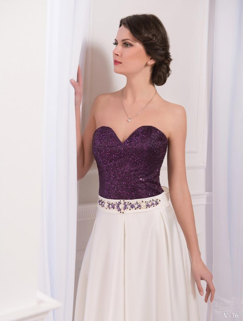 Вечернее платье Ema Bride V-36