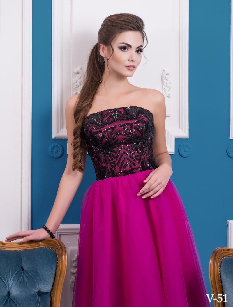 Вечернее платье Ema Bride V-51