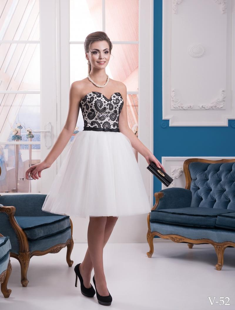 Evening Dress Ema Bride V-52