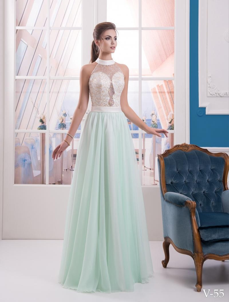 Abendkleid Ema Bride V-55