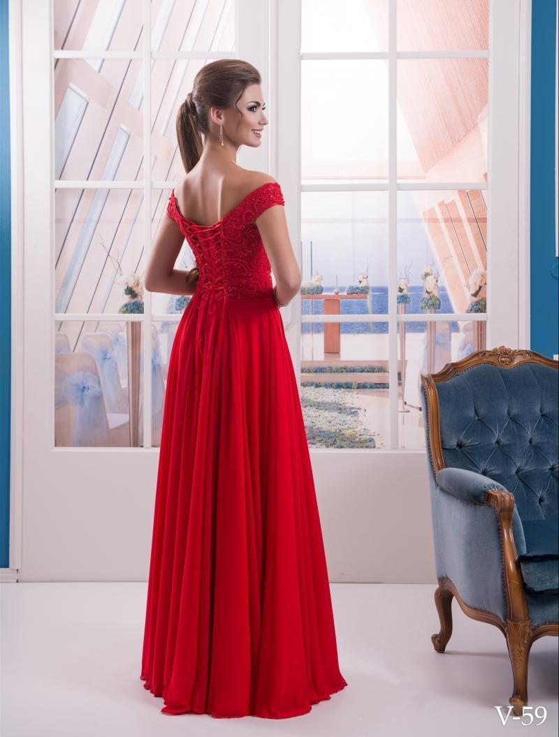 Вечернее платье Ema Bride V-59