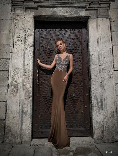 Вечернее платье Ema Bride V-93
