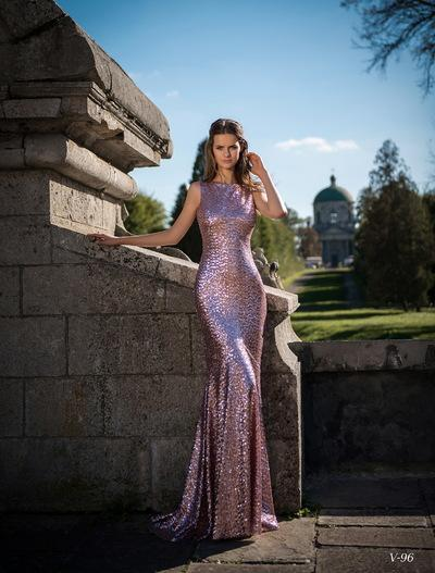 Evening Dress Ema Bride V-96