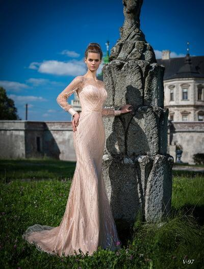 Evening Dress Ema Bride V-97