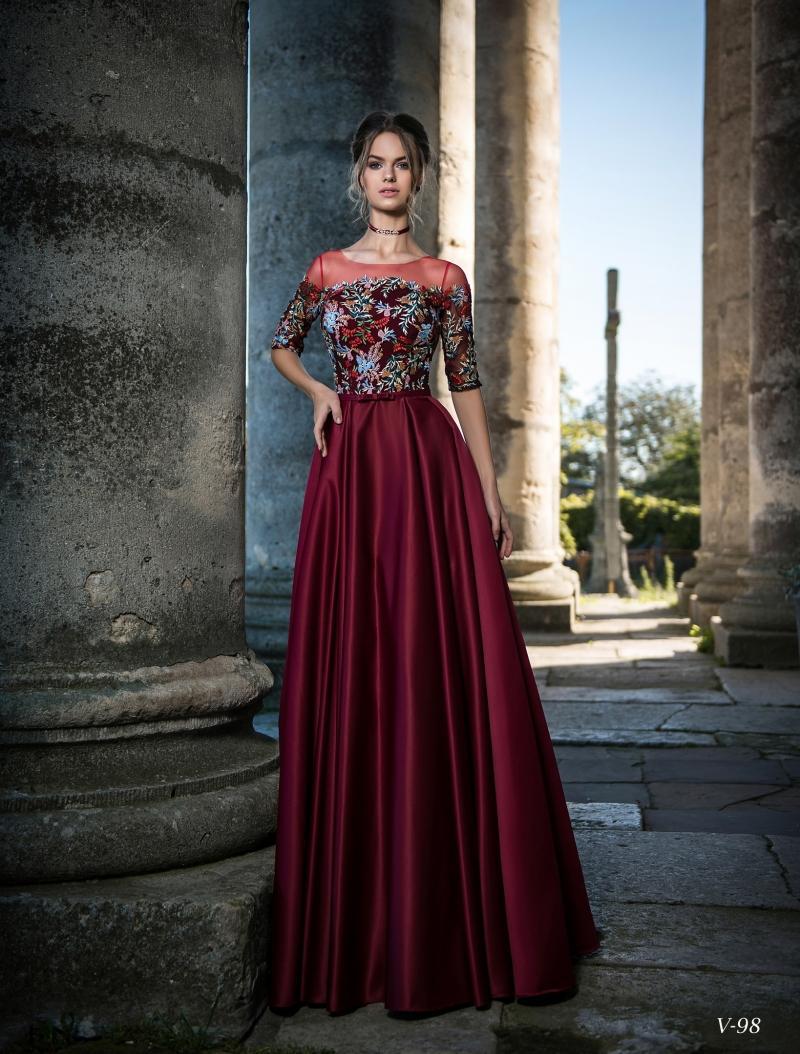 Вечернее платье Ema Bride V-98
