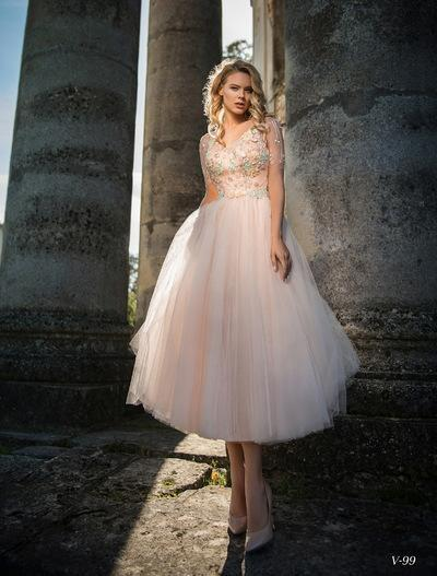 Evening Dress Ema Bride V-99