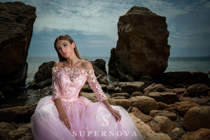 Вечернее платье Supernova VN-002