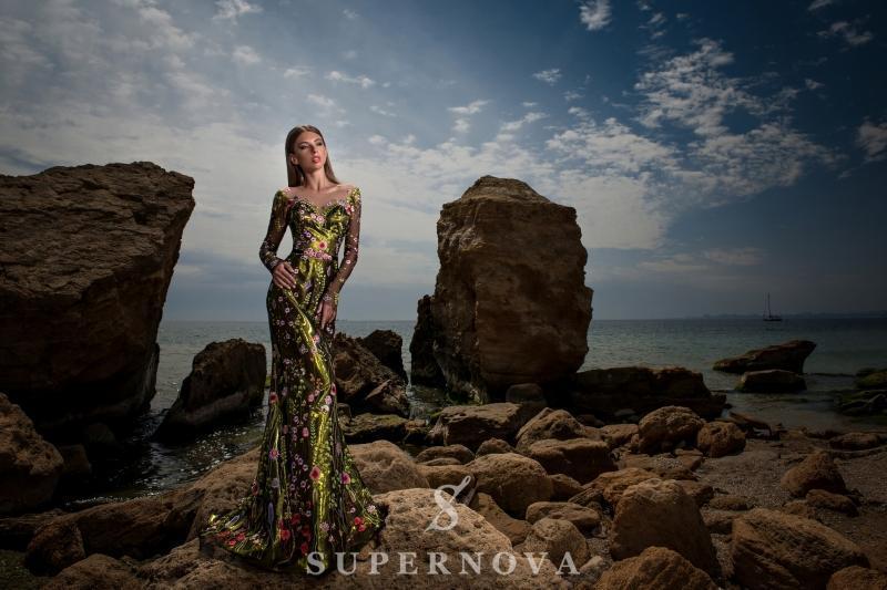 Вечернее платье Supernova VN-005