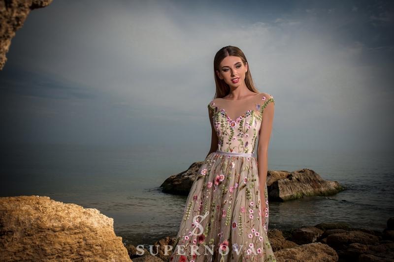 Вечернее платье Supernova VN-019