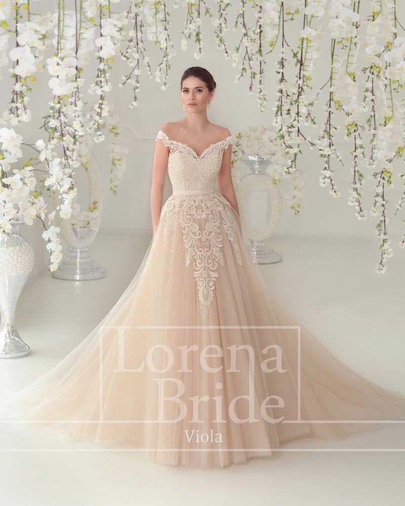 Свадебное платье Lorena Bride Viola