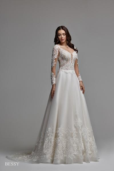 Svatební šaty Viva Deluxe Bessy (2019)