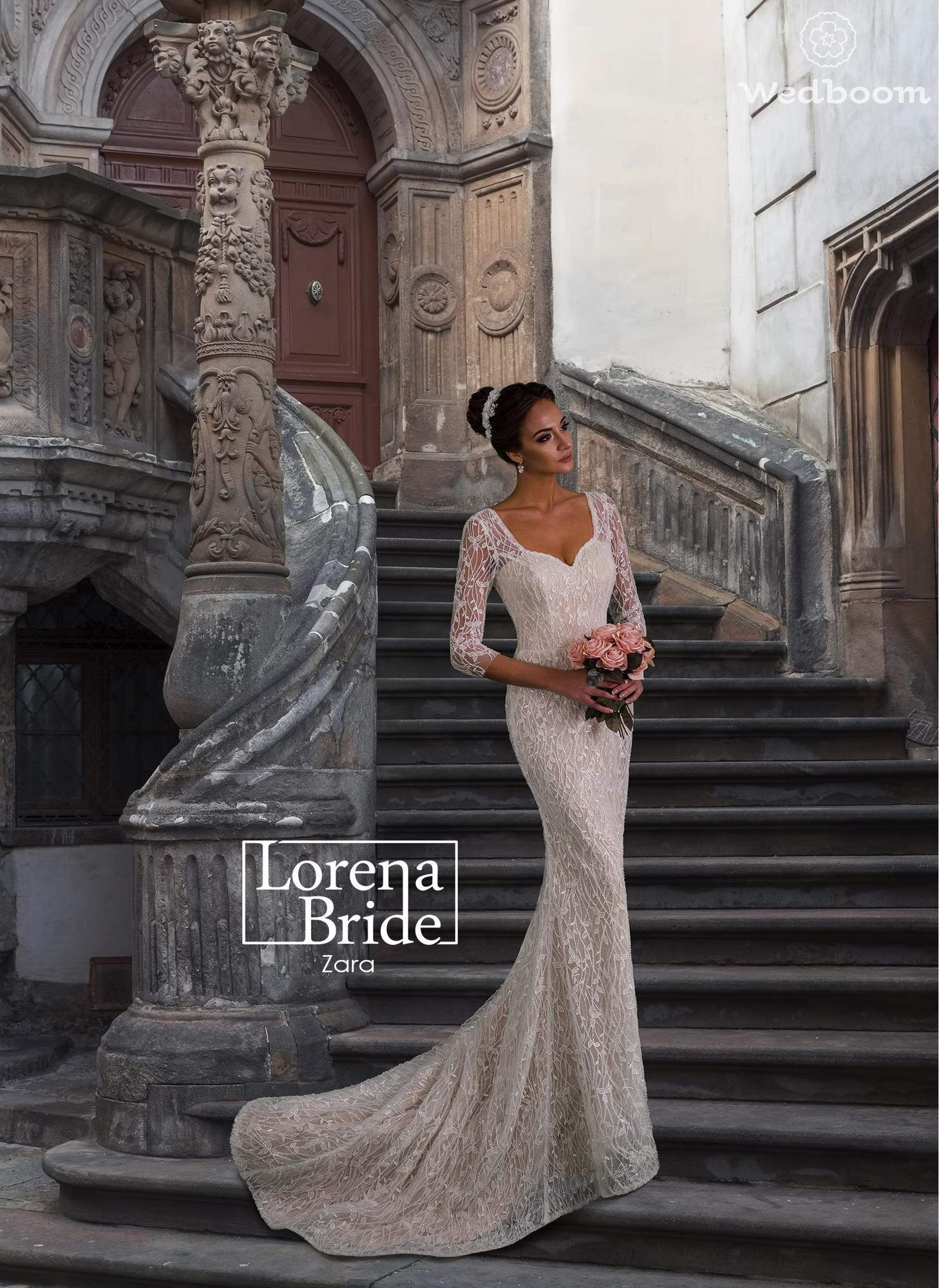 Wedding Dress Lorena Bride Zara