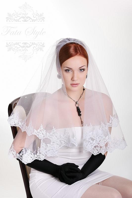 Свадебная фата Fata Style Юлия