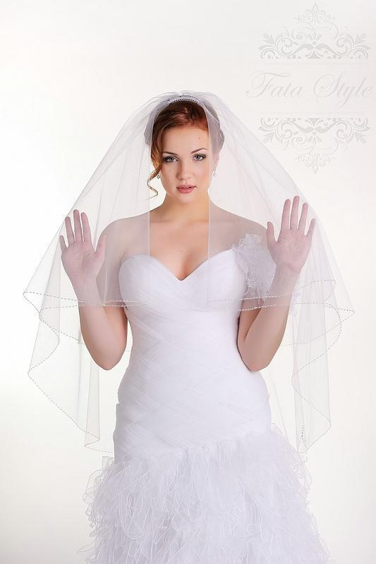 Свадебная фата Fata Style Эвридика