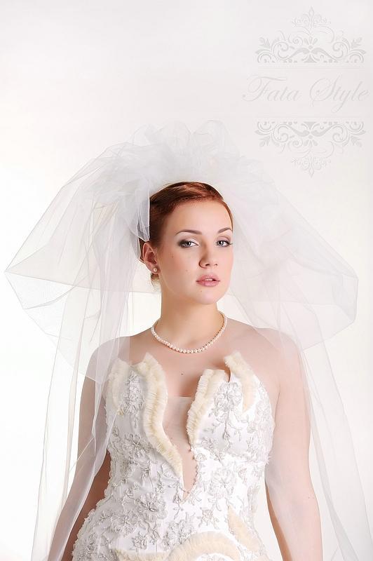 Свадебная фата Fata Style Лилия