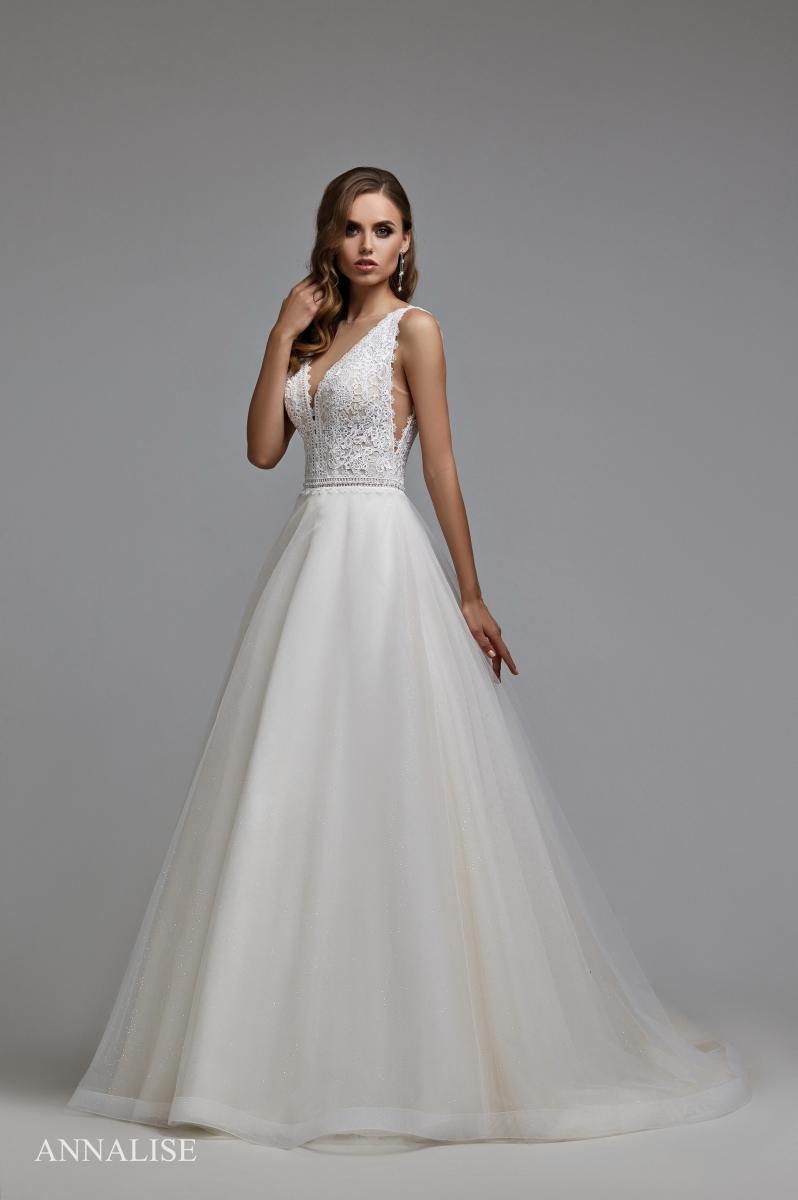Svatební šaty Viva Deluxe Annalise