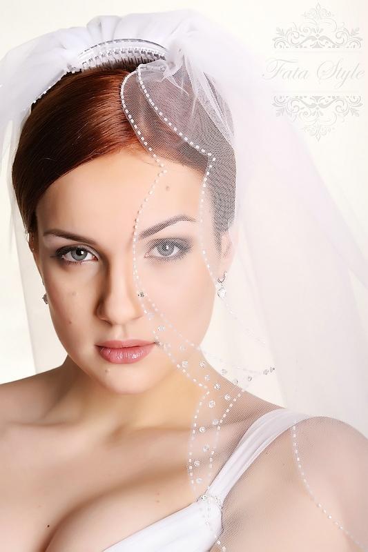Svatební závoj Fata Style Арина