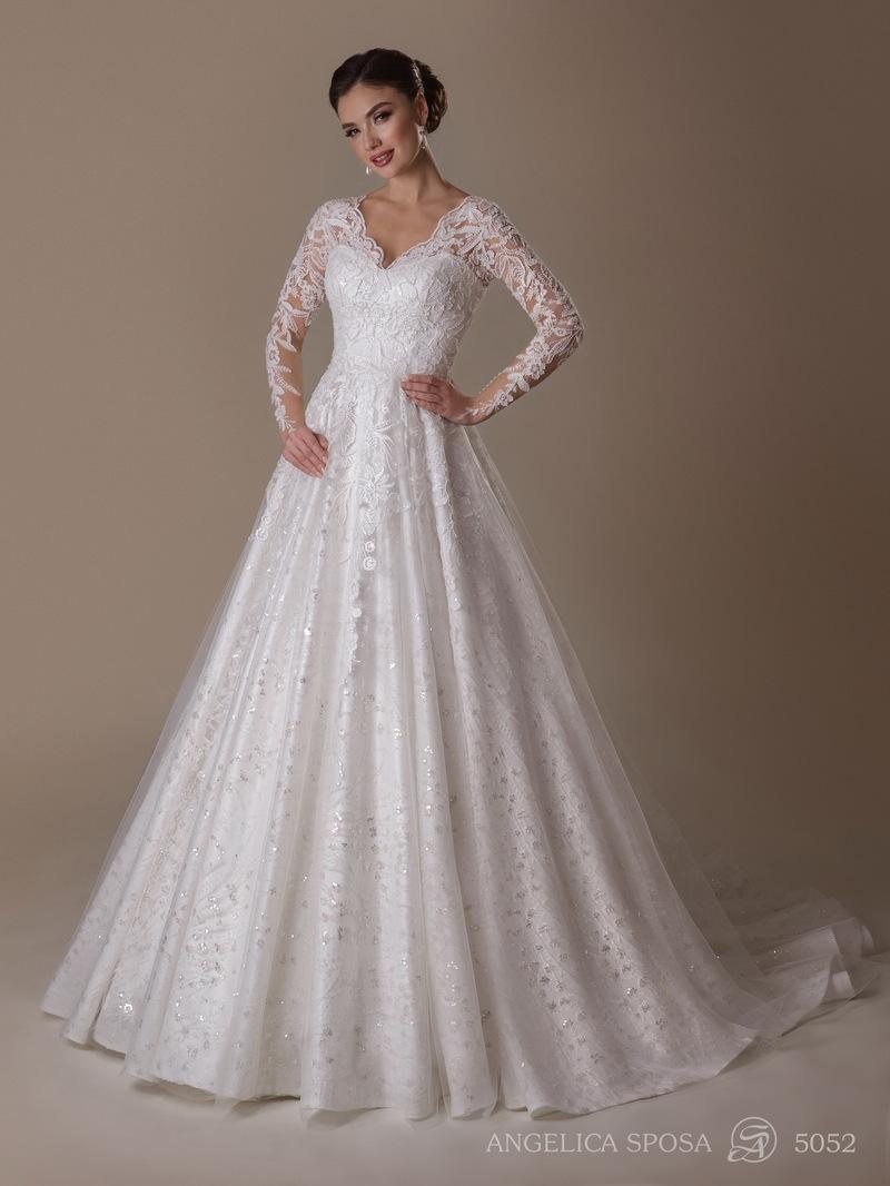Vestido de novia Angelica Sposa 5052