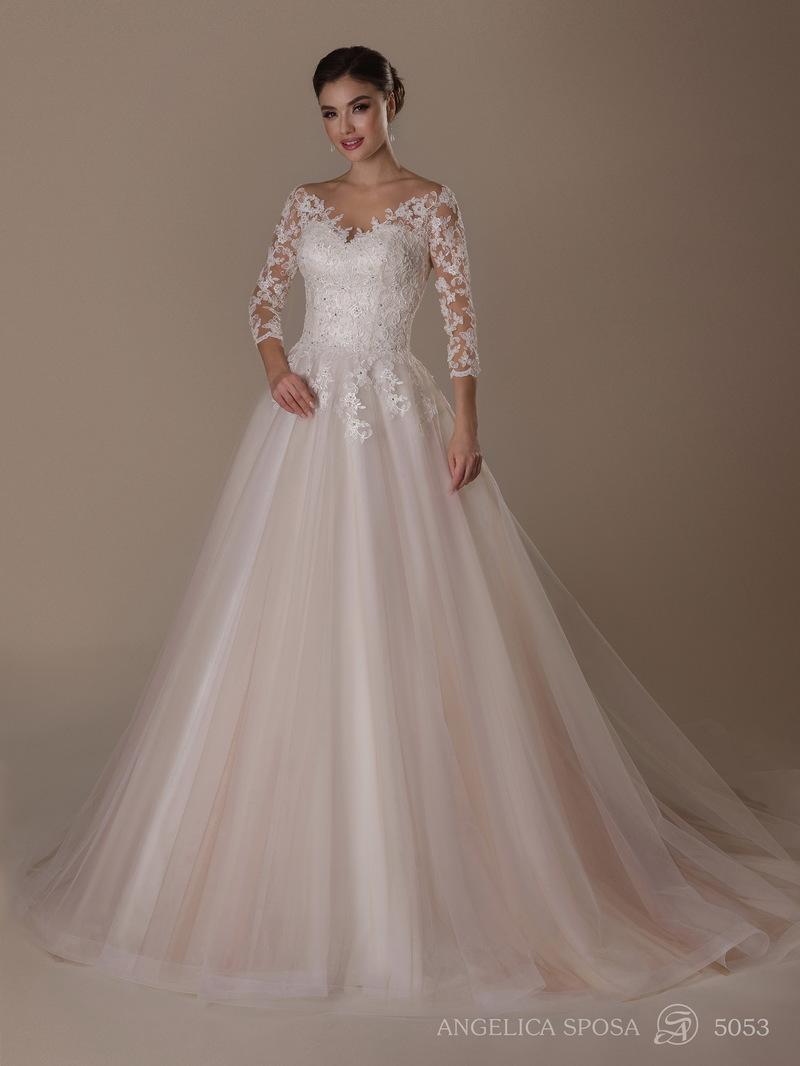 Vestido de novia Angelica Sposa 5053