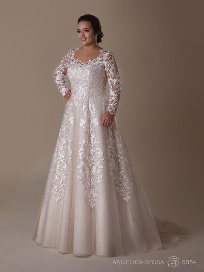 Wedding Dress Angelica Sposa 5054