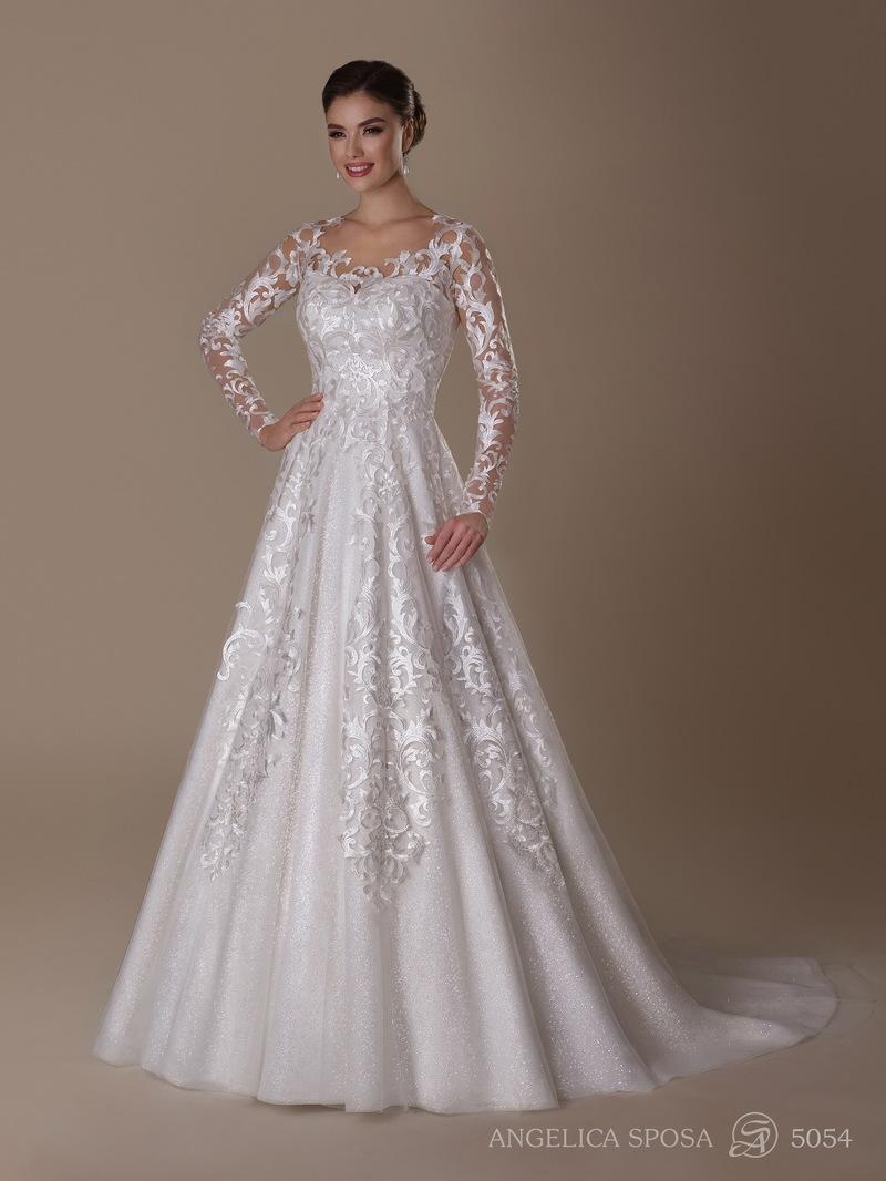 Свадебное платье Angelica Sposa 5054
