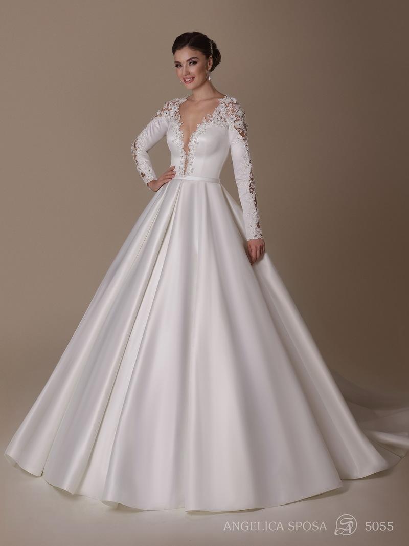 Vestido de novia Angelica Sposa 5055
