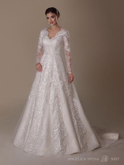 Wedding Dress Angelica Sposa 5057