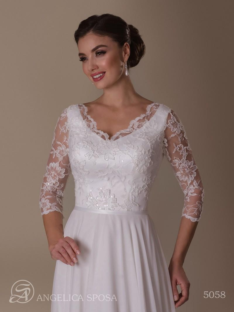 Свадебное платье Angelica Sposa 5058