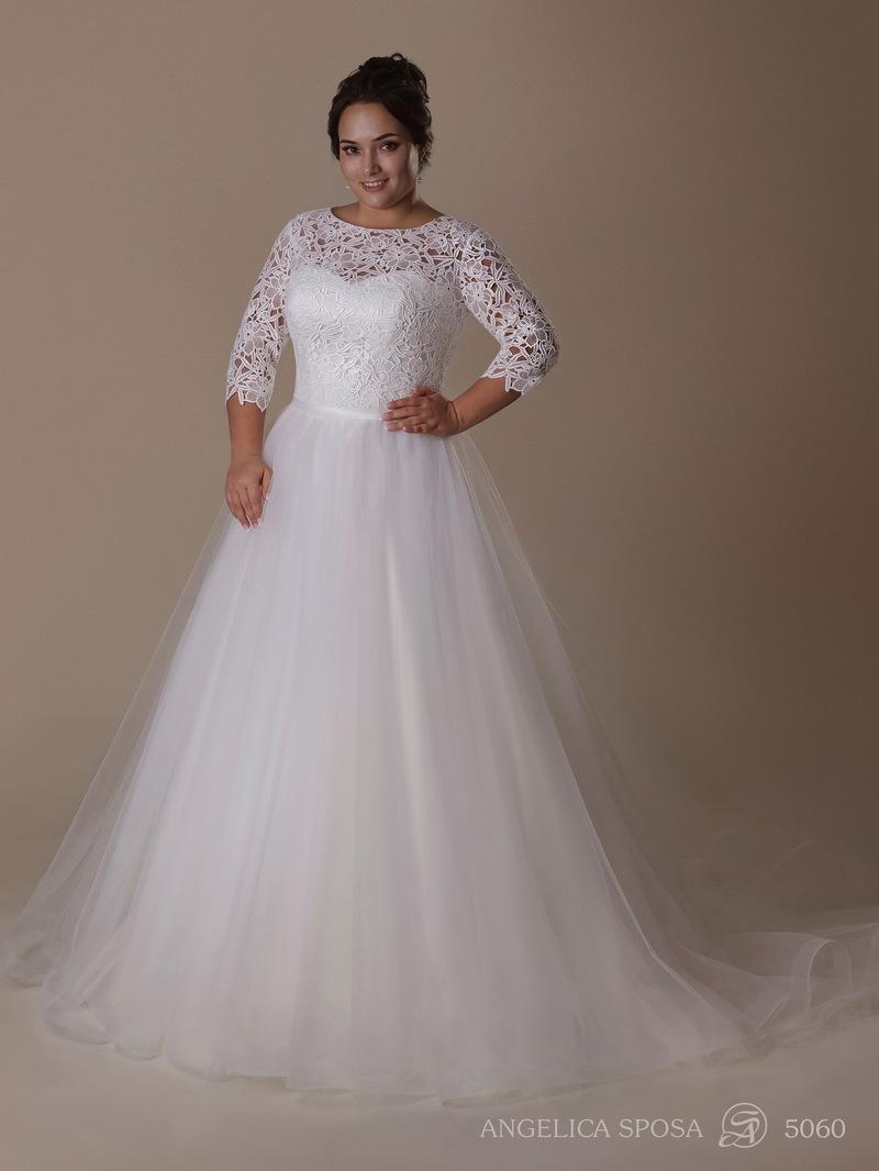 Vestido de novia Angelica Sposa 5060