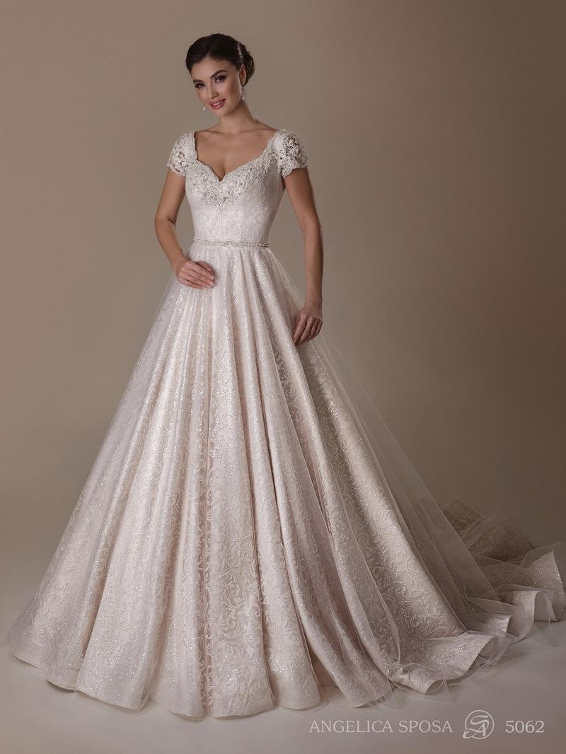 Vestido de novia Angelica Sposa 5062
