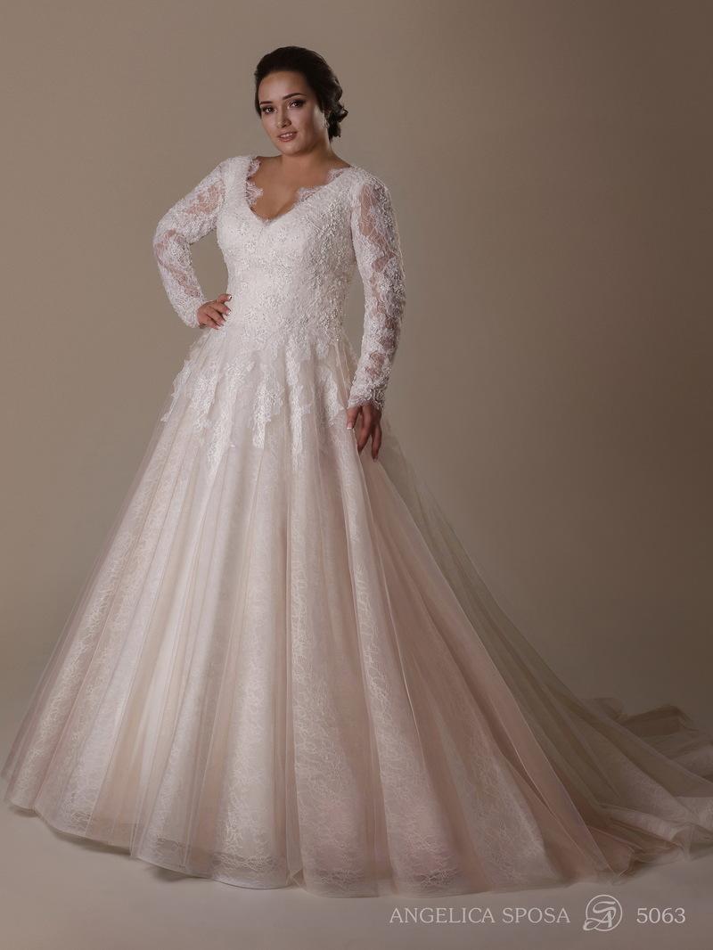 Свадебное платье Angelica Sposa 5063