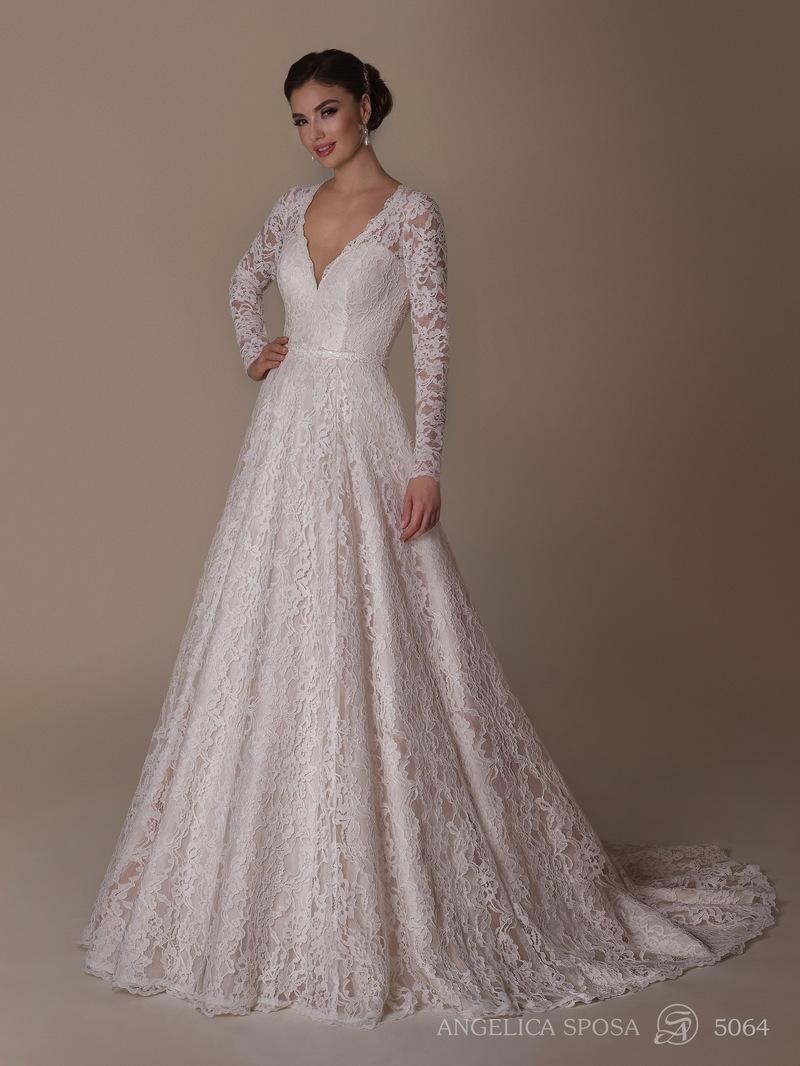 Vestido de novia Angelica Sposa 5064