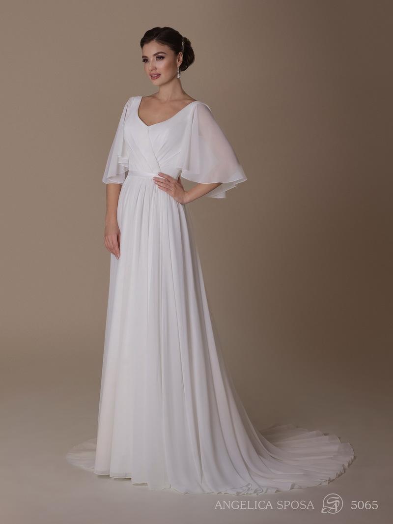Vestido de novia Angelica Sposa 5065