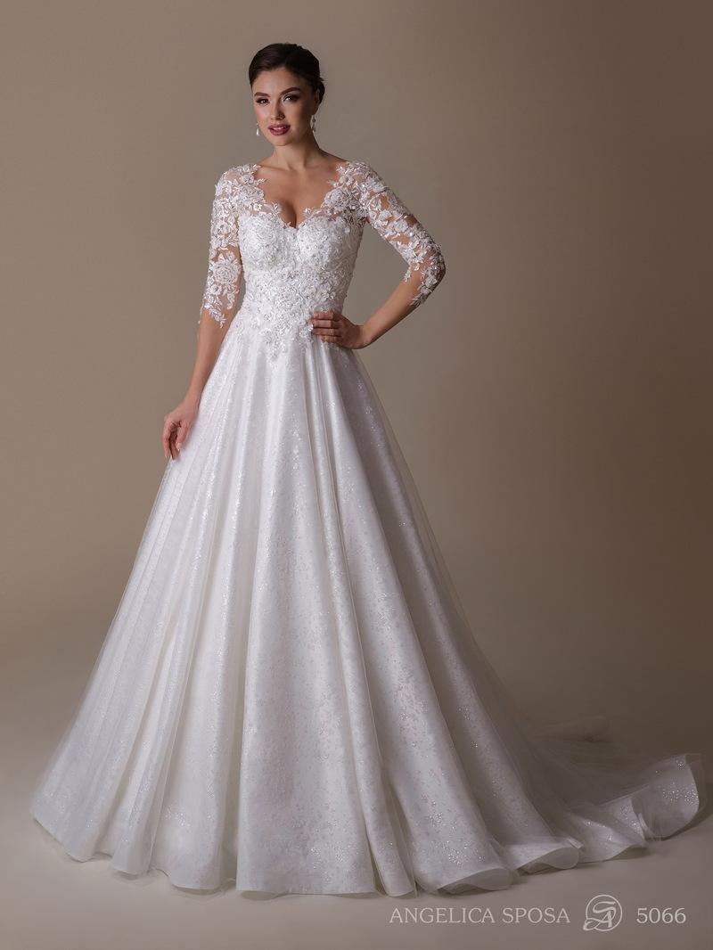Vestido de novia Angelica Sposa 5066