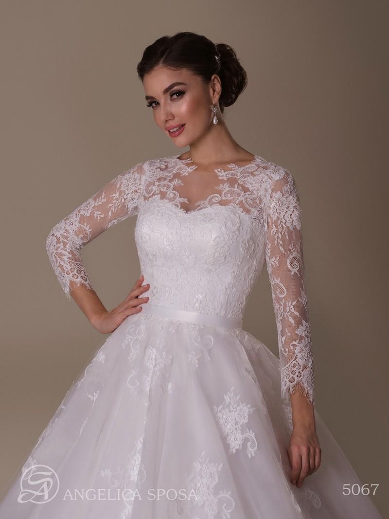 Свадебное платье Angelica Sposa 5067