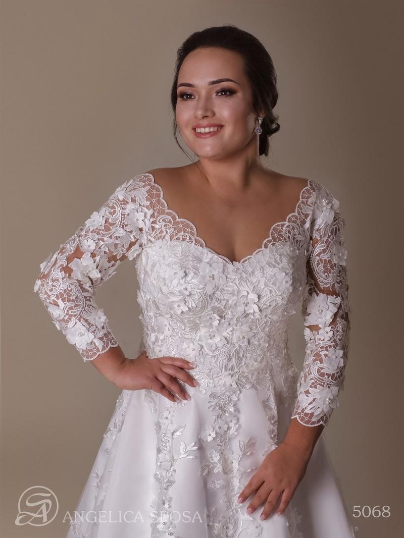 Свадебное платье Angelica Sposa 5068