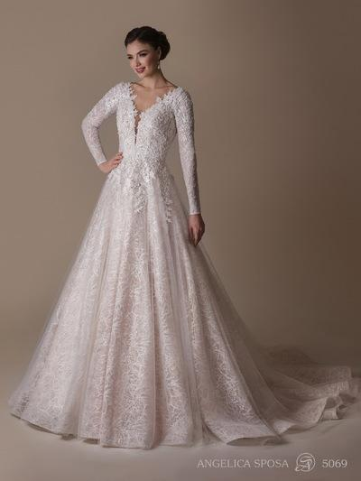 Wedding Dress Angelica Sposa 5069
