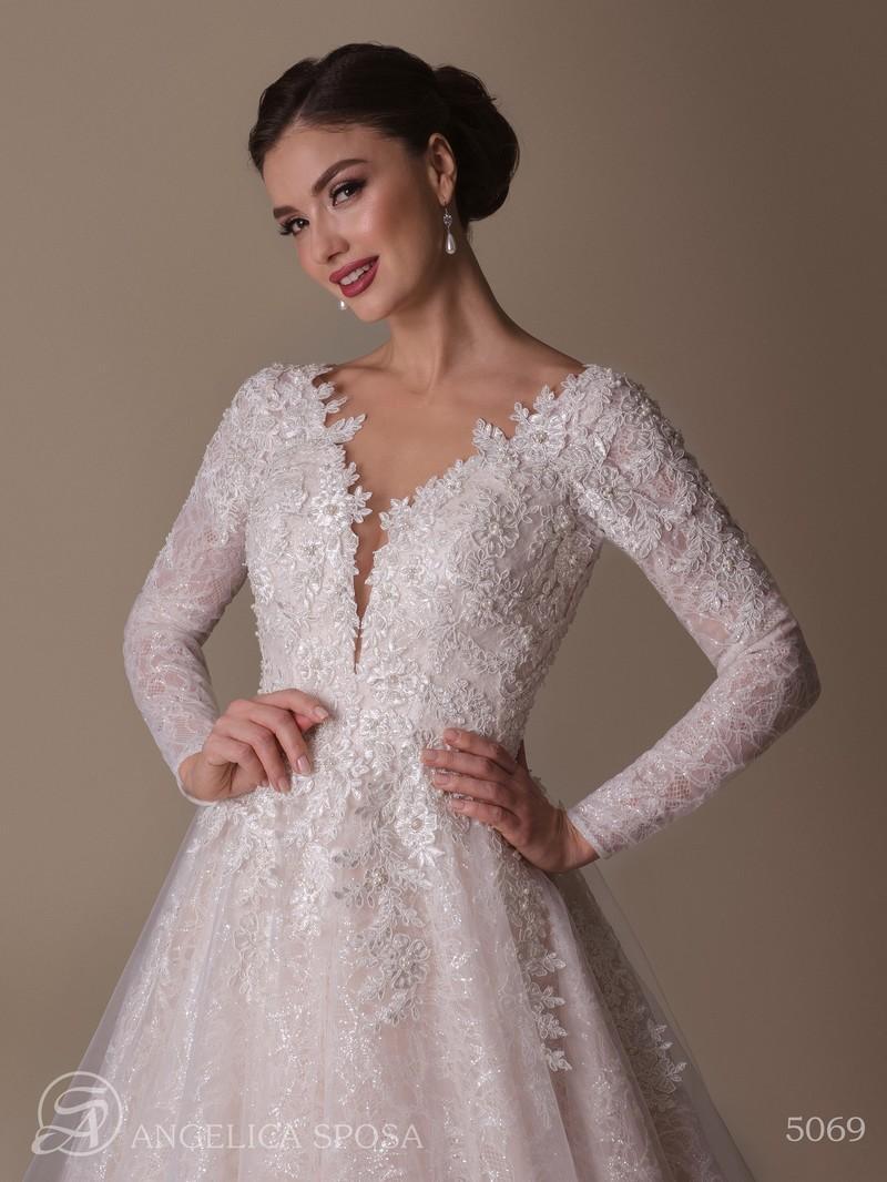 Свадебное платье Angelica Sposa 5069