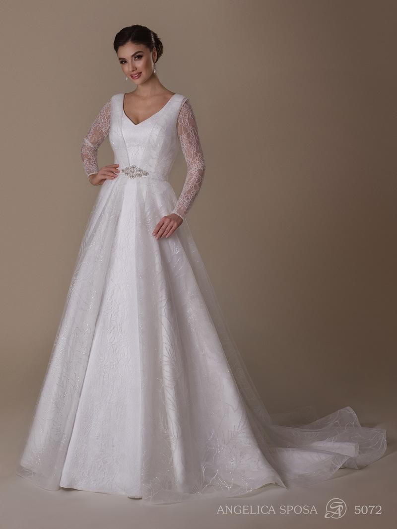Vestido de novia Angelica Sposa 5072