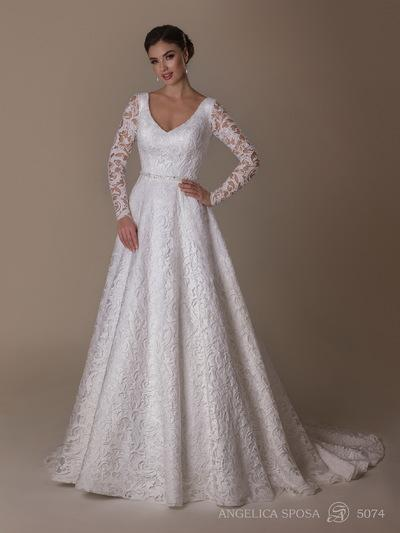 Wedding Dress Angelica Sposa 5074