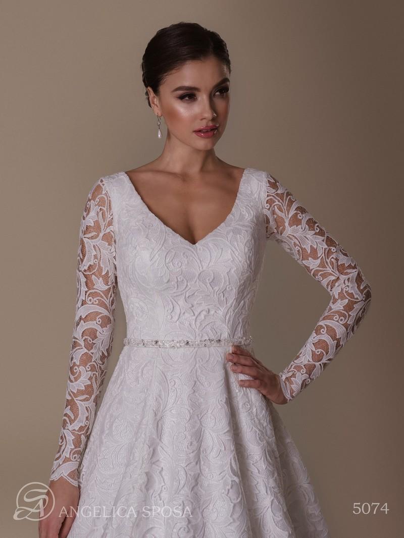 Свадебное платье Angelica Sposa 5074